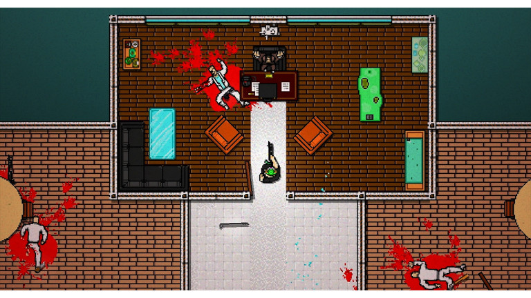 Play Hotline Miami 2 on SHIELD Now