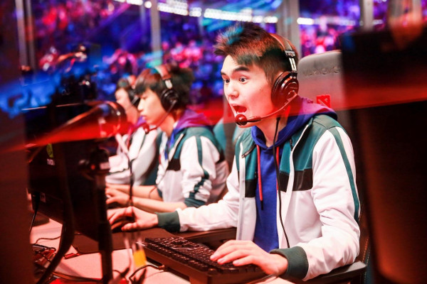 It was a Day of Intense Gaming at the DOTA 2 TI 2017 Grand Finals