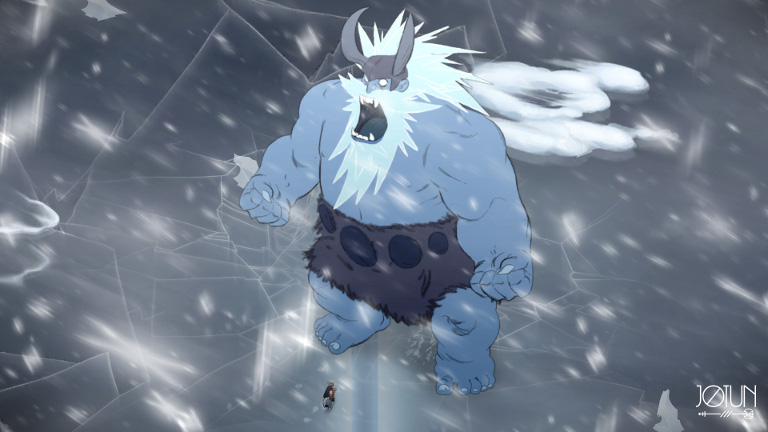 Jotun - Isa the Winter Jotun