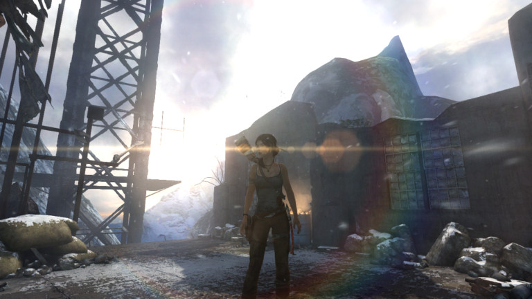Tomb Raider : assistez à la renaissance de la légendaire Lara Croft sur NVIDIA SHIELD TV
