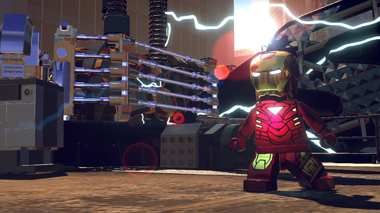 Play LEGO Marvel Super Heroes on SHIELD with GeForce NOW