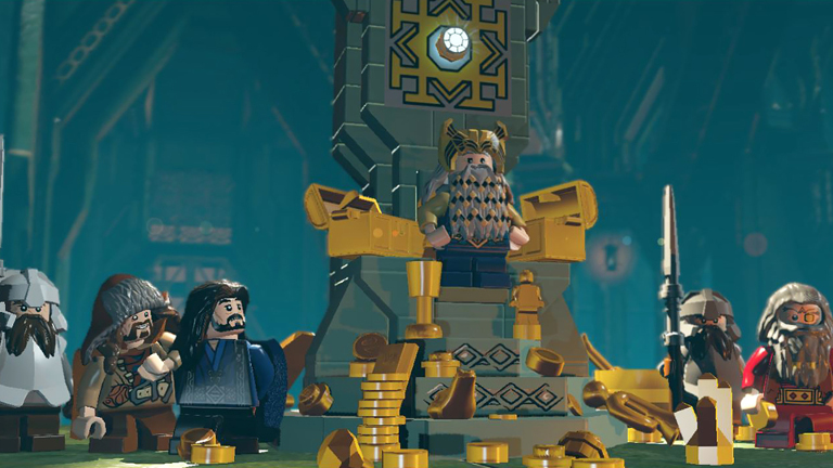 Play Lego The Hobbit on SHIELD Now