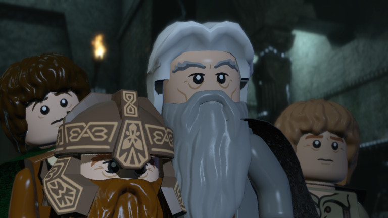 Play Lego The Lord of the Rings on SHIELD Now