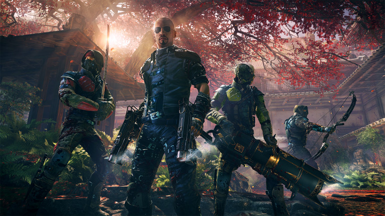 The Hero of Shadow Warrior 2: Lo Wang