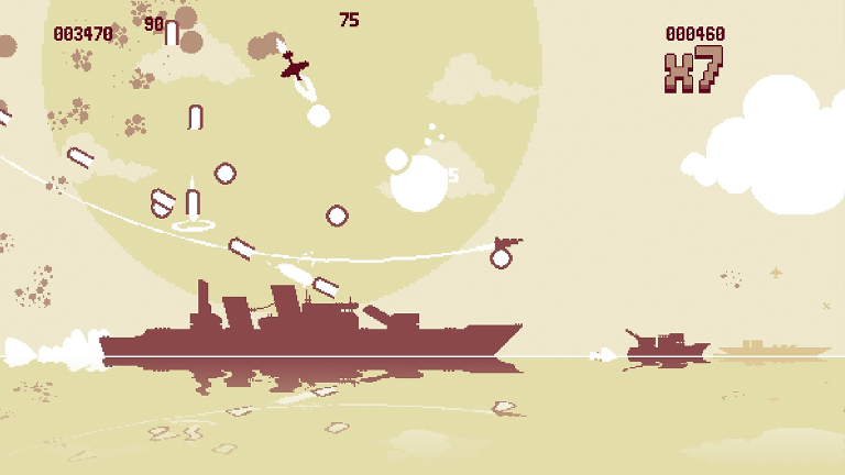 Play Luftrausers on SHIELD Now