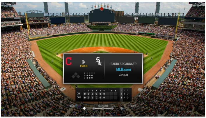 Get MLB.tv app and watch your favorite baseball games on SHIELD Android TV.