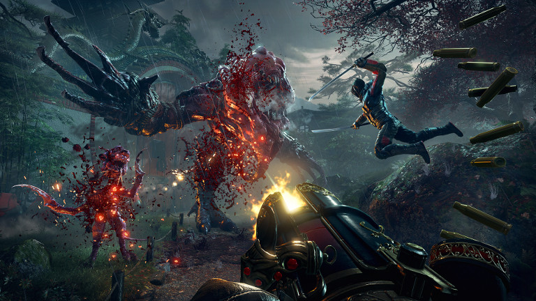 Shadow Warrior 2 supports NVIDIA Multi-Res Shading Technology