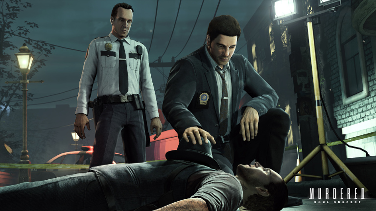 Murdered: Soul Suspect - Ronan O'Connor is dead
