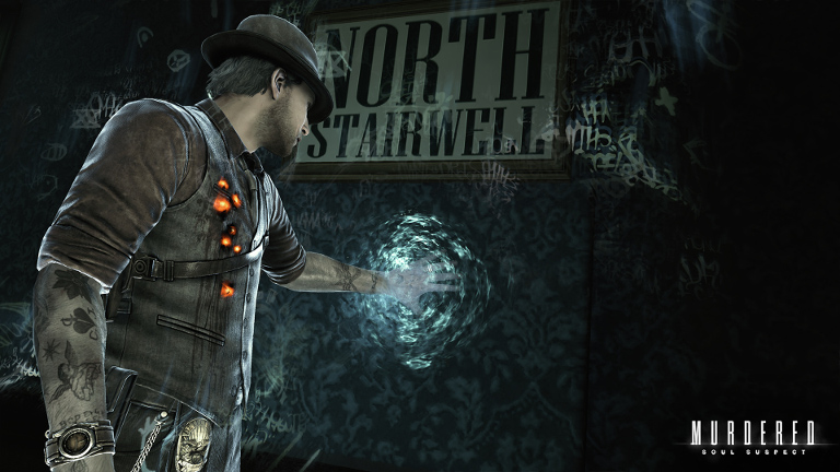 Murdered: Soul Suspect - Ronan O'Connor visits asylum