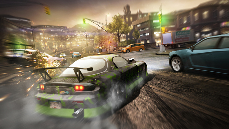 Play Need for Speed No Limits for free on SHIELD!