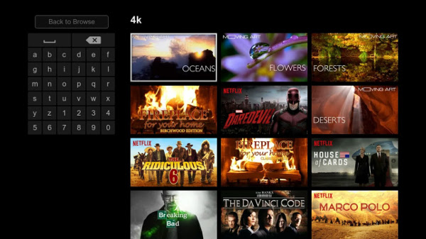 Watch 4K content on SHIELD Android TV