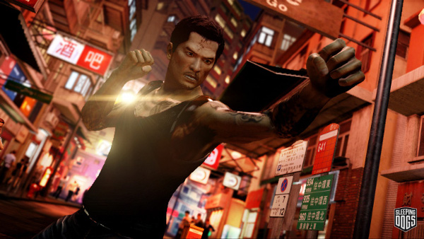 Play Sleeping Dogs on SHIELD with GeForce NOW Game Streaming Service