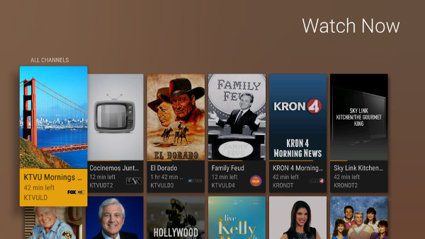 Watch live TV with Plex