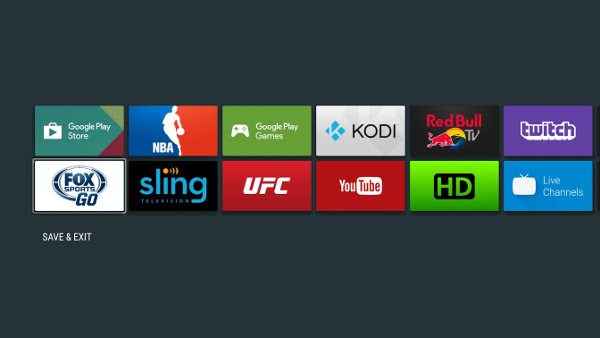How to Customize your Android TV Home Screen | NVIDIA ...