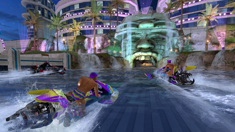 Riptide GP: Renegade Brings Riveting Futuristic Racing Action to NVIDIA SHIELD