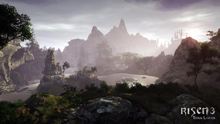 Risen 3: Titan Lords –Beautiful Crab Coast island
