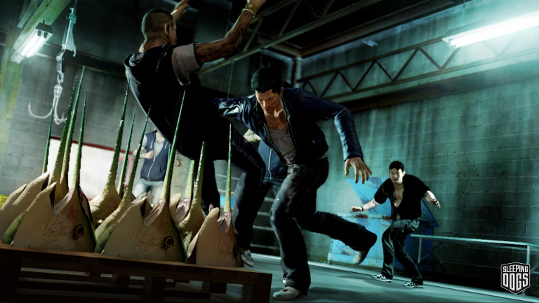 Play Sleeping Dogs Action-Adventure Game on SHIELD ...