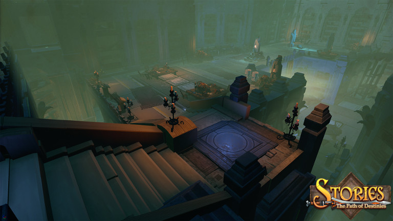 Play Stories: The Path of Destinies SHIELD with GeForce NOW