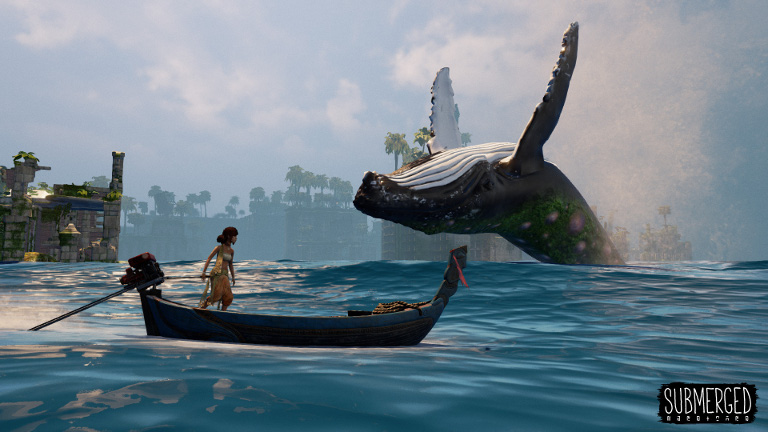 Play Submerged on SHIELD with GeForce NOW