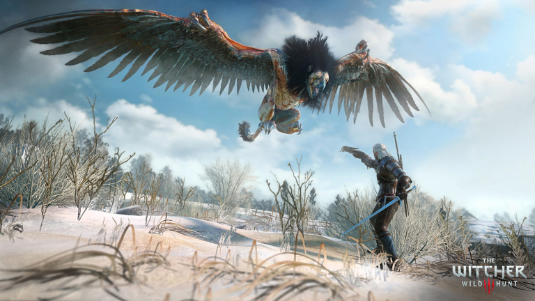 Play The Witcher 3: Wild Hunt on SHIELD with GeForce NOW