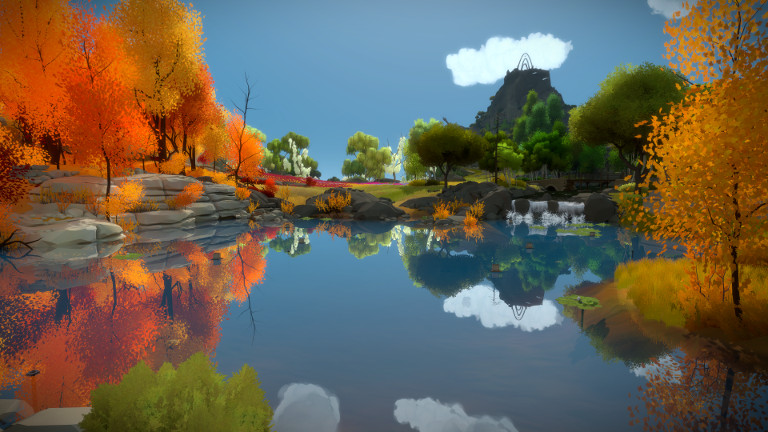 Play the Award-Winning Puzzle Adventure, The Witness, Now Available on NVIDIA SHIELD TV