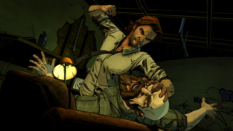 Play The Wolf Among Us for free on SHIELD!