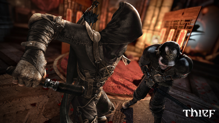 Thief - Play it on SHIELD with GeForce NOW
