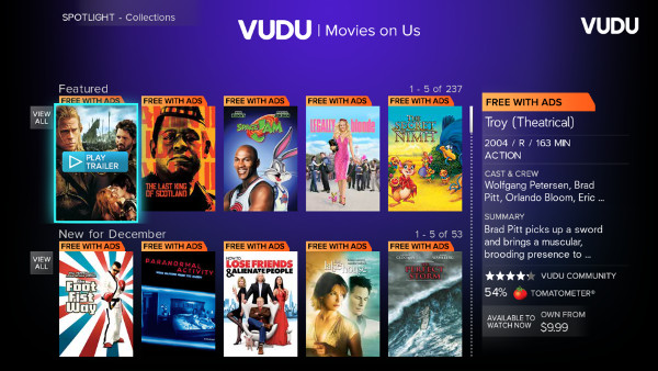 can you download vudu movies to stream