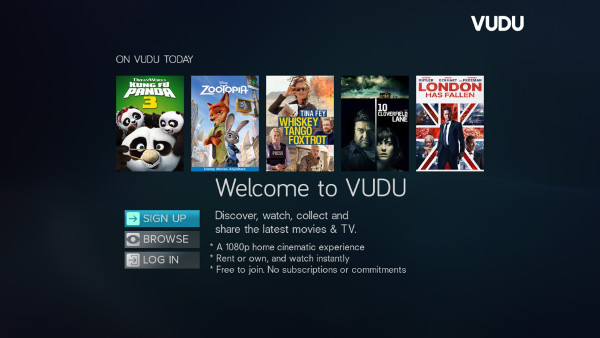 "This week we're showcasing the VUDU app, The Solus Project that's currently streaming on GeForce NOW, the new season of ""Orange is the New Black"" on Netflix, and"