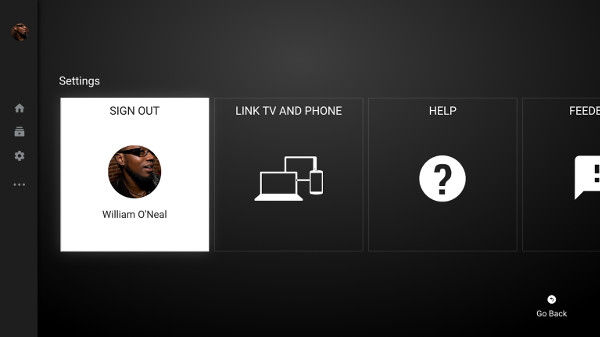 Mise à jour YouTube pour SHIELD Android TV