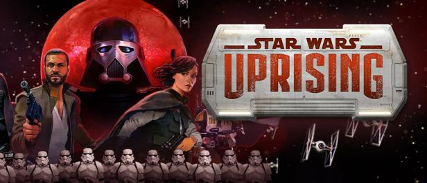 Star Wars: Uprising RPG Unleashed on Android & iOS