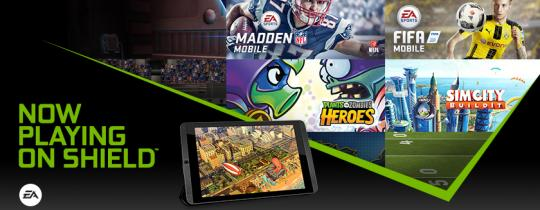 4 Cool EA Games to Play on Your Tablet