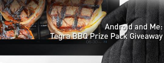 Android and Me: Tegra BBQ Contest