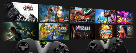 Best Multiplayer Games for NVIDIA SHIELD Android TV