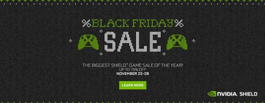Save big on selected PC and Android games through Black Friday and Cyber Monday