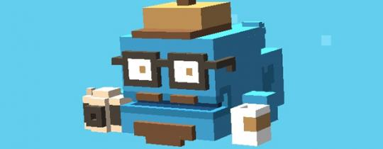 """So funktioniert Free-to-Play mit """"Crossy Road"""""""