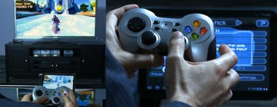 Cut the Cord: Turn Your Tablet Into a Wireless Game Console