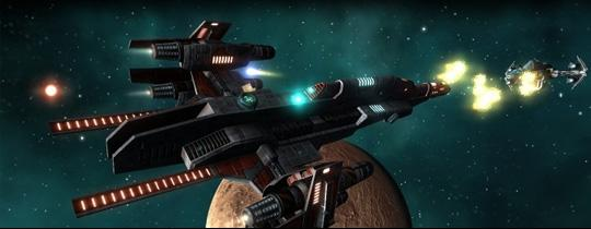Vendetta Online Opens Cross Platform Space Exploration