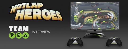 Exclusive Interview - Hotlap Heroes Races Onto Android TV