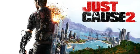 Jouez à Just Cause 2 sur NVIDIA SHIELD avec GeForce NOW