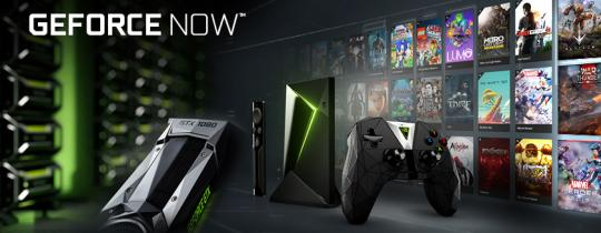 GeForce NOW Brings Pascal Power, Online Multiplayer Gaming to SHIELD