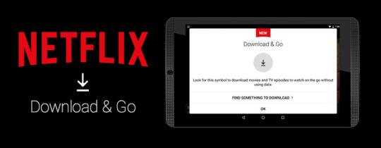 Download film og tv-serier fra Netflix til din SHIELD-tablet