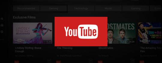 YouTube Update Brings 360 Video to SHIELD Android TV