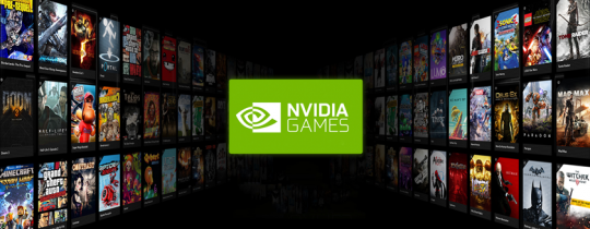 La nouvelle application NVIDIA GAMES arrive sur SHIELD
