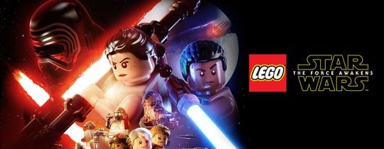 Play LEGO Star Wars: The Force Awakens on SHIELD with GeForce NOW