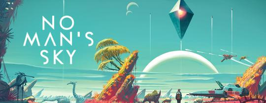 No Man's Sky Comes to GeForce NOW!