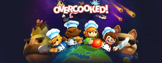 Overcooked - Play it on SHIELD with GeForce NOW!