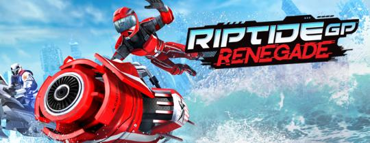 Gioca a Riptide GP: Renegade, un gioco di corse futuribili immediatamente disponibile su NVIDIA SHIELD