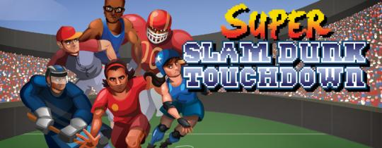 Play Super Slam Dunk Touchdown on SHIELD