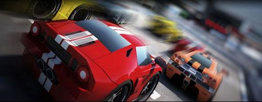 Top Down Racing Drives Faster on Tegra